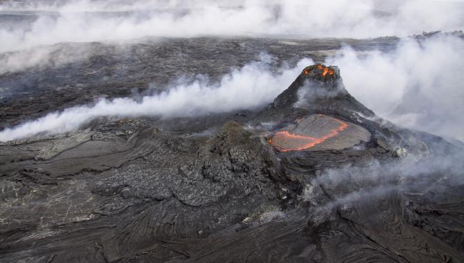 Hawaii's Kīlauea Volcano