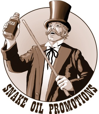 Snake Oil and Skepticism: Some recent examples.